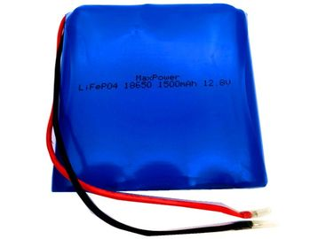 الصين 18650 1500mAh 12.8V Li - Ion Rechargeable Battery Pack for Office office equipment with KC CB UL مصنع